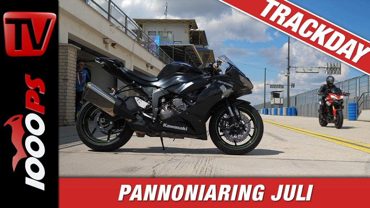 Wie geht Trackday? Behind the Scenes beim 1000PS Bridestone Trackday Pannoniaring - Juli 2020
