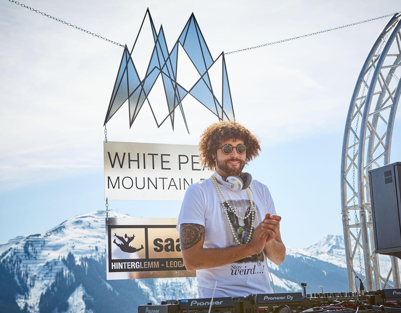 White Pearl Mountain Days